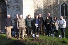 hythe-st-leonards-church-tree-and-hedge-planting-005