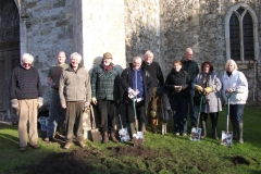 hythe-st-leonards-church-tree-and-hedge-planting-006